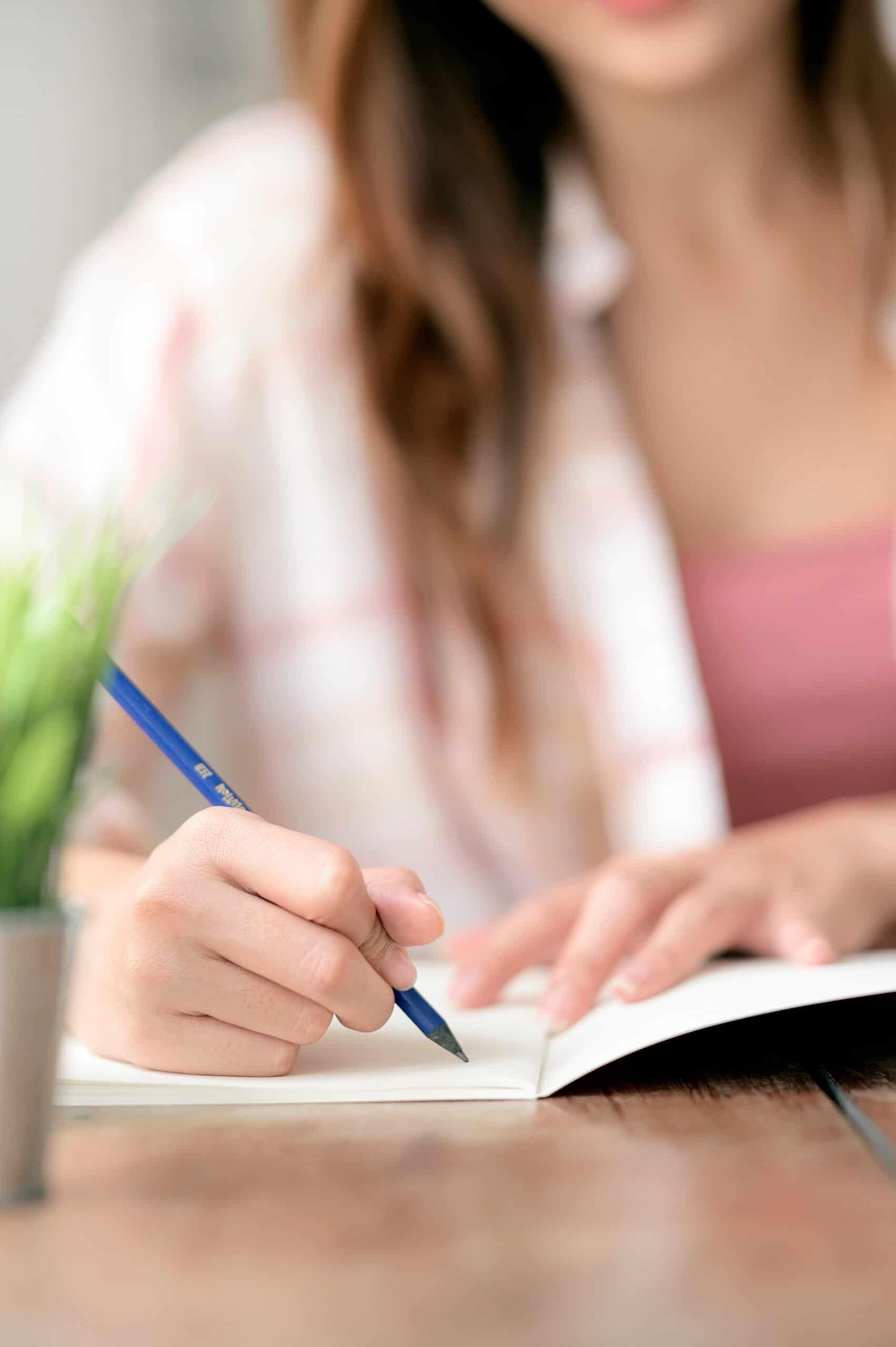 skrive coaching